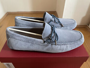 Salvatore Ferragamo - Mens Driving Shoes / Loafers - New with Box - RPP £525