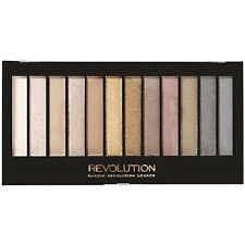 Makeup Revolution Redemption Eyeshadow Palette Iconic 1*Compared to Naked 1*!