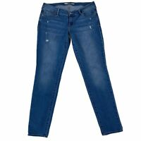 Old Navy The Rock Star Mid Rise Skinny Jeans--Womens Size 14 Regular