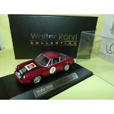 PORSCHE 911 S N°7 RALLYE DE BAVARIA 1970 WALTER ROHRL COLLECTION IXO 1:43