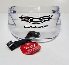 NEW Cascade Lacrosse TP-S Throat Protector Piece