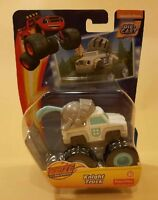 Blaze and the Monster Machines Knight Truck Die-Cast Toy Vehicle New