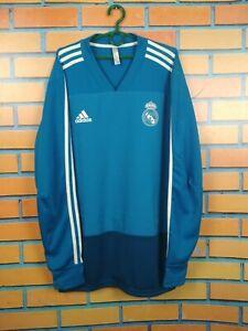 Real Madrid Training Top Size XL Adidas Football Soccer DZ9313