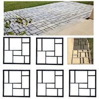 Gießformen Schalungsformen Betonformen Kunststoffform DIY Betonzaun Garten
