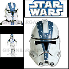 Star Wars Clone Trooper Mask Child Boys Halloween Costume Fancy Dress Head gear