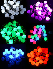 LED Fairy Light String Xmas Lights Gift Party Hanging Backdrop Wall Wedding Tree