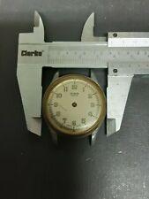vintage large oversized mechanical watch