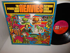 THE SPENCER DAVIS GROUP Heavies Stevie Winwood 1969 UAS 6691 blues psych LP