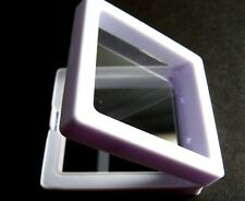 Floating Frame Opal Display Holder Stand Opal Mineral 28x28x08 Inch 10 Pack