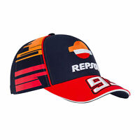 2019 Marc Marquez #93 Official Rider Cap Repsol Honda Racing Merchandise