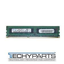 Samsung 8GB 2Rx8 DDR3-1333 PC3-10600E ECC Unbuffered Memory M391B1G73AH0-CH9
