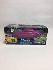 MUSCLE MACHINES 1949 Ford Mercury 1:18 SCALE Magenta
