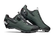SIDI Gravel MTB Shoes - Black/Dark Green [Size: 38~47 EUR]