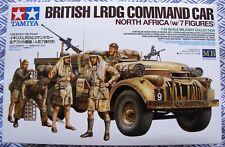 NOT BUILT 1/35 TAMIYA BRITISH LRDG COMMAND CAR PLUS AK PAINT SET NEW .