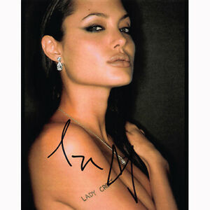 Angelina Jolie (17295) - Autographed In Person 8x10 w/ COA