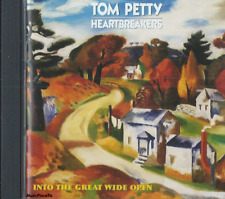 Tom Petty And The Heartbreakers - Into The Great Wide Open - Rock Pop Music Cd