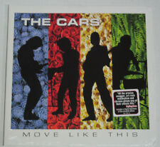 CARS-MOVE LIKE THIS-HEAR MUSIC RECORDS HRM-32907-01-GATEFOLD-HYPE STICKER-LP