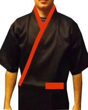Stylish Sushi Chef Uniform Chef Coat Sushi Coat Sushi Chef Coat Sushi Happi Coat