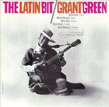 GRANT GREEN - THE LATIN BIT [RVG] [REMASTER] (NEW CD)