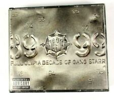 Full Clip - A Decade of Gang Starr - 2 CD Set - 1999 Virgin Records