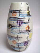 Keramik Vase 101/22 Jasba West-Germany 50s pottery Design WGP vintage Rockabilly
