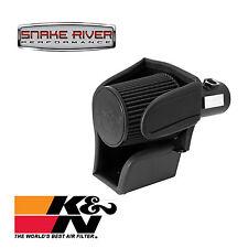 K&N BLACKHAWK DRY COLD AIR INTAKE 08-10 FORD POWERSTROKE DIESEL 6.4L F250 F350