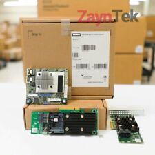 DELL PERC H330 12GB SAS 6GB SATA PCI-E RAID CONTROLLER 0CG2YM 75D1H LowProfile