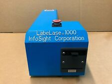 Labelase 1000 Metal Tag Printer  by InfoSight, LL1000RPSU