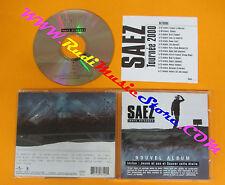 CD SAEZ Jours Etranges 1999 France ISLAND RECORDS 546 612-2 no lp mc dvd (CS3)