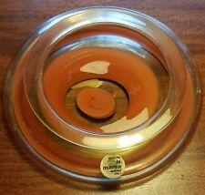 Murano Art Glass Bowl by Lino Tagliapietra in Saturno (Saturn). 1960s