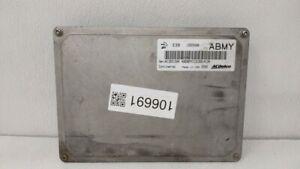 2012-2013 Buick Verano Engine Computer Ecu Pcm Ecm Pcu Oem 106691