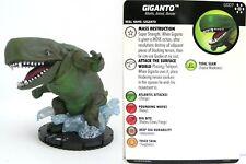 Heroclix - #G007 Giganto - Avengers Infinity