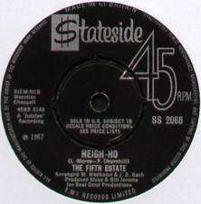"FIFTH ESTATE ~ HEIGH-HO / IT'S WAITING THERE FOR YOU ~ 1967 UK 7"" SINGLE"