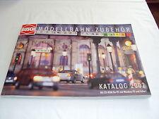 W/2/13/3 Modelleisenbahn Modellauto Katalog Prospekt Busch Modellbahnzubehör CD