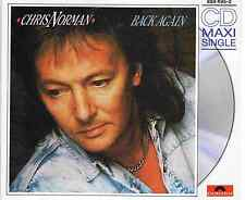 Chris Norman-BACK Again-CD MAXI Got Me in the palm of your hand