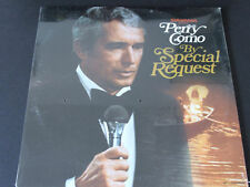 Perry Como- By Special Request 1976 RCA Rec. LP  New !!