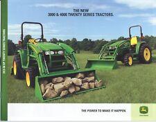 John Deere 3120-3720 4120-4720 Sales Brochure NEW 2005 DKA94