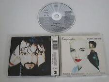EURYTHMICS/WE TOO ARE ONE(RCA PD 74251) CD ÁLBUM