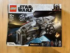 STAR WARS LEGO 75292 - MANDALORIAN THE RAZOR CREST - USED