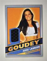 2020 Goodwin Champions Goudey Memorabilia Relic Relic #GM-JL Jesse Labreck