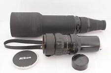 Nikon [RARE] NIKKOR P 800mm F/8 w/ Focusing unit for BRONICA C C2 S S2 EC [EXC]