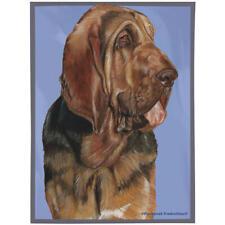 Bloodhound Fleece Blanket