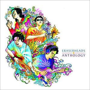 ERASERHEADS Anthology 2xCD