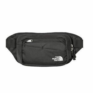 North Face Bozer Hip Pack Bag - Black