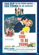 No Time to be Young DVD Robert Vaughn, Roger Smith