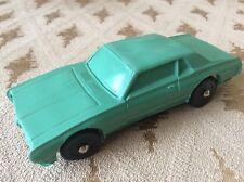 Línea 1960 de vinilo de colección Tomte Juguete Plástico Mercury Cougar Verde galanite Laerdal