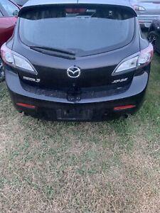Mazda 3 BL SP25 Hatchback LH Tail Light  2009 - 2013
