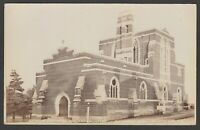 Postcard Bournemouth Dorset the Catholic Church in Richmond Wood Road RP early