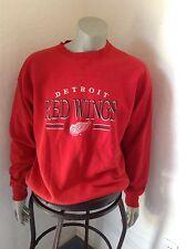 Detroit red wing sweater Men's Sz XL