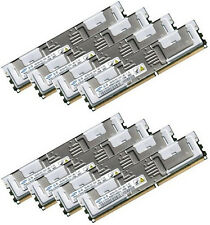 8x 4GB 32GB RAM Lenovo ThinkServer RD120 PC2-5300F 667 Mhz Fully Buffered DDR2